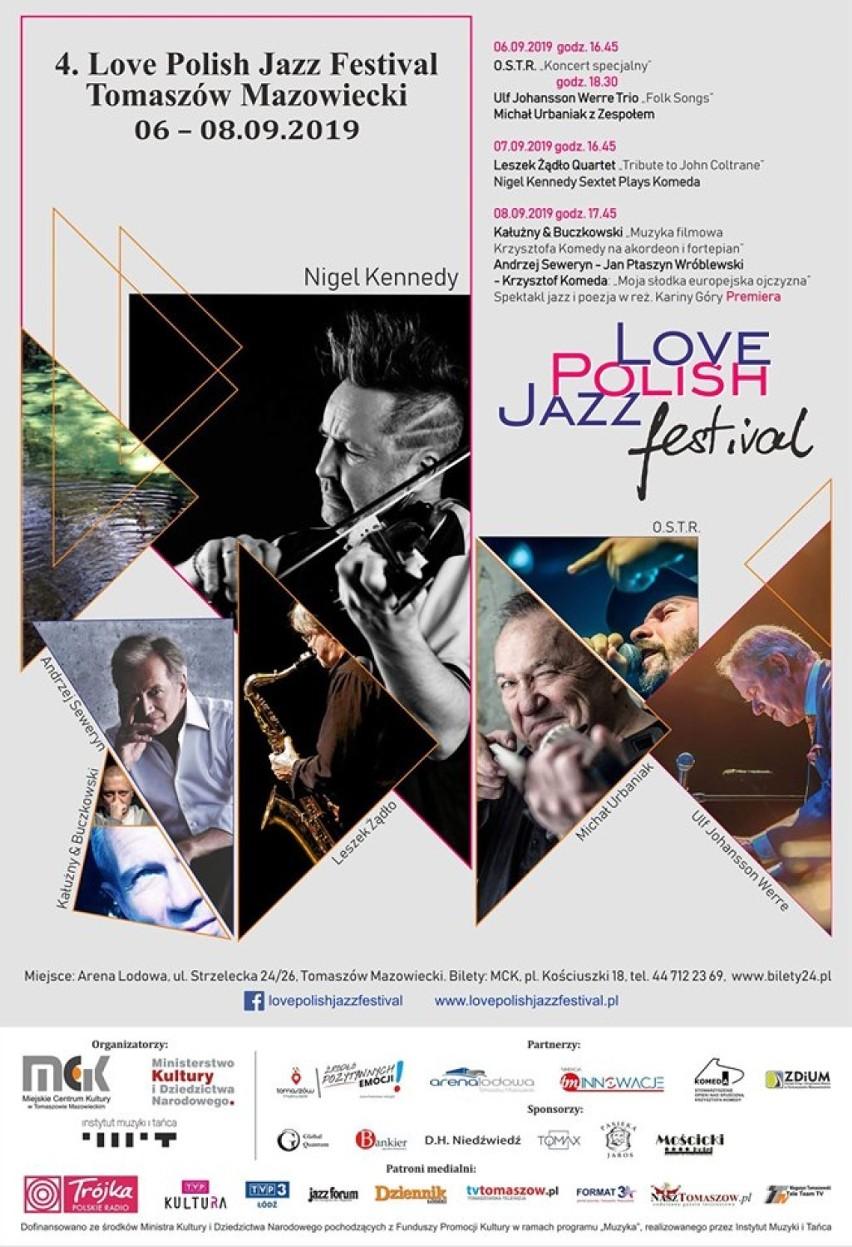 Love Polish Jazz Festival 2019 W Tomaszowie Maz Ostr