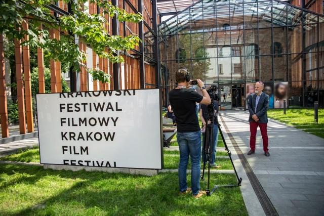 Dzień otwarty Krakowskiego Festiwalu Filmowego odbędzie się 27 stycznia