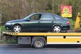 Skradzione auta wywoził... lawetą. Złodziej samochodów z Poznania wpadł w ręce policji