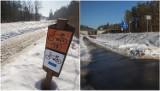 Ścieżki rowerowe w Słupsku kontra ścieżki rowerowe w gminie [ZDJĘCIA]
