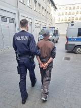 Pijany kierowca w Gdańsku zatrzymany przez Centralne Biuro Śledcze. 48-latek miał 2,5 promila alkoholu