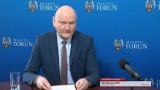 Koronawirus w Toruniu: drugi oddział szpitala zamknięty! Raport prezydenta miasta o epidemii