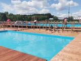 Włocławek. Letnie baseny we Włocławku coraz bliżej. Kiedy otwarcie? [zdjęcia z budowy, sonda]