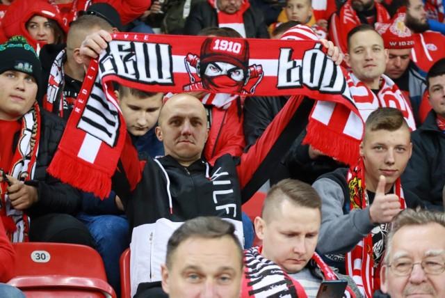 Tak ponad 17 tysięcy fanów Widzewa fetowało wygraną z Jastrzębiem