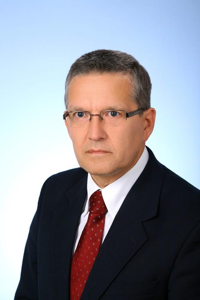 Wiktor Lubieniecki z Urzędu Marszałkowskiego Województwa Dolnośląskiego