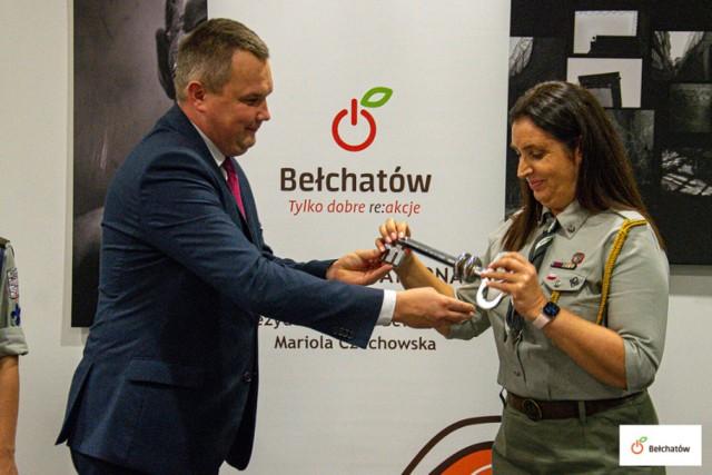 Święto Chorągwi Łódzkiej ZHP 2021 w Bełchatowie