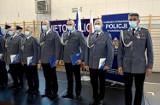 Awanse, medale i wyróżnienia na święcie czarnkowskiej policji [ZDJĘCIA, LISTA AWANSOWANYCH]