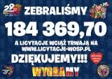 29 Finał WOŚP. W Pile zebrano ponad 260 tys. złotych. Wciąż trwają licytacje!