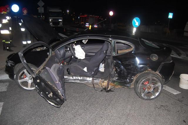 Do wypadku doszło w okolicach Skansenu