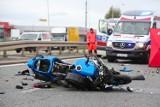 Motocykliści coraz częściej giną na polskich drogach. Główną przyczyną nadmierna prędkość