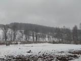 Piękną mamy zimę tej wiosny. U Was też spadł śnieg?