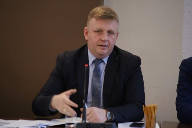 Sesja rady miasta Radomska (styczeń 2020)