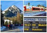 Muszyna/Poprad. Kiedy ruszy pociąg turystyczny na Słowację i na jakich zasadach? [ZDJĘCIA]