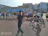 Pleszew. Egzaminy na kartę rowerową pod okiem policjantów. Uprawnienia do kierowania zdobyli wszyscy egzaminowani