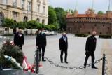 Kraków. 229 lat temu uchwalono Konstytucję 3 maja. Krakowskie uroczystości w cieniu epidemii [ZDJĘCIA]