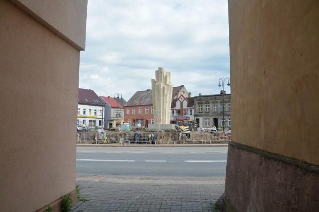 W Sępólnie Krajeńskim kapsuła czasu zostanie zakopana na zrewitalizowanym Placu Wolności