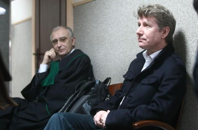 Marek Żydowicz domagał się ujawnienia rozprawy
