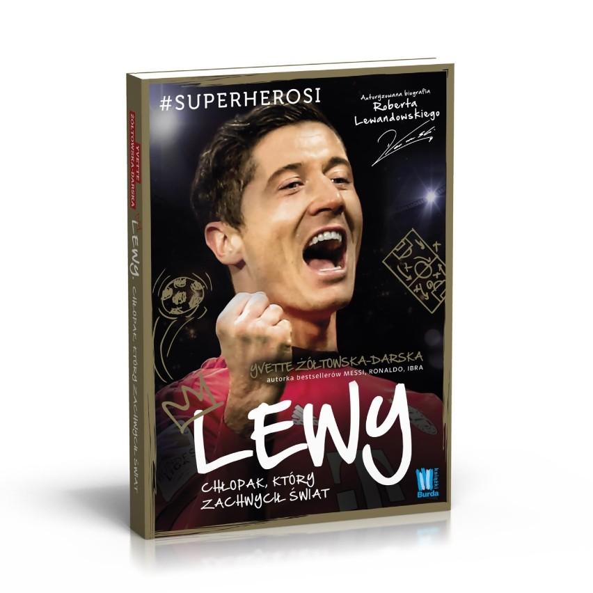 """""""Lewy. Chłopak, który zachwycił świat"""" - inspirująca biografia gwiazdy futbolu"""