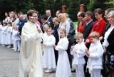 Wczesna Komunia Święta w parafii św. Józefa w Rudzie Śląskiej