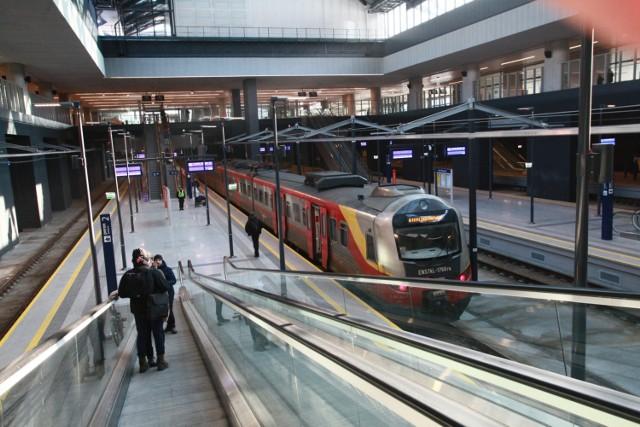 Nowy rozkład jazdy pociągów wchodzi w życie w niedzielę - 10 grudnia