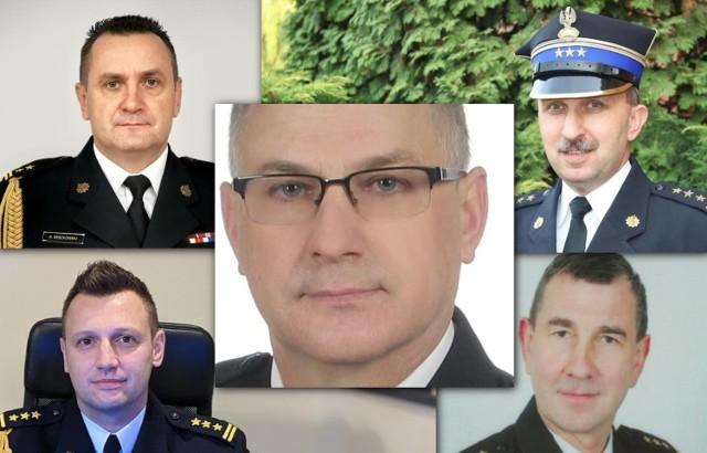 Zobacz, kto stoi na czele komendy wojewódzkiej, komend miejskich oraz powiatowych jednostek PSP w województwie kujawsko-pomorskim.  Przejdź do kolejnego zdjęcia.