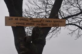 """Gmina Krzywiń. W Cichowie powstała """"droga przemyśleń"""""""