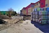 Debrzno. Budowa ciągu pieszo-jezdnego na drodze osiedlowej ul. Ogrodowa