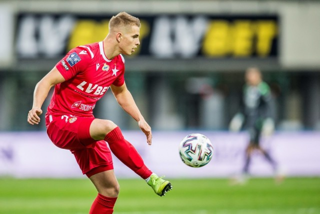 Konrad Gruszkowski podpisał nowy kontrakt z Wisłą Kraków latem 2020 roku