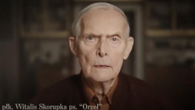 Szczepienia przeciw COVID-19: Zobacz jak 98-letni płk Witalis Skorupka ps. Orzeł zachęca Polaków do zaszczepienia się [SPOT WIDEO]
