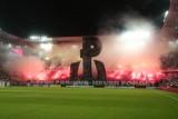 UEFA znowu ukarała Legię. Nie spodobała się oprawa dotycząca Powstania Warszawskiego. Kibice nie obejrzą meczu ze Slavią Praga?