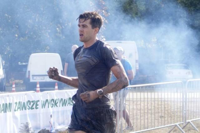 W zawodach w Inowrocławiu startowało wielu przystojnych biegaczy