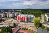 Na Ligocie powstaje Franciszkańskie Południe. Osiedle Franciszkańskie w Katowicach coraz większe. Zobaczcie postępy prac