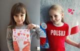 ZSP Przyprostynia: 2 maja - Dzień Flagi Rzeczypospolitej Polskiej 2021. Dla Ojczyzny kl. I, II [Zdjęcia]