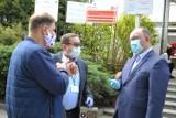 Generatory ozonu dla oleśnickiego szpitala i przedszkola (FOTO)