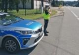 """Policjanci przeprowadzili działania """"Bezpieczny powiat"""""""