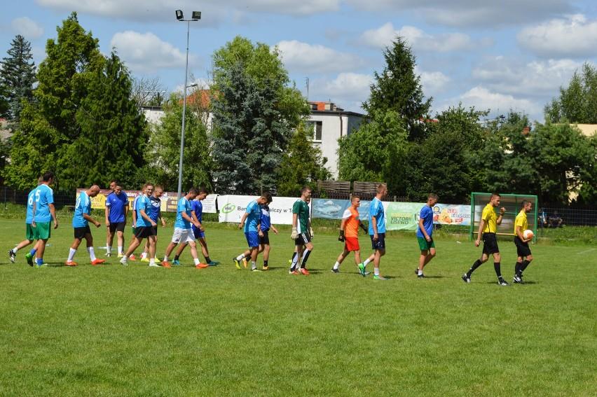 Turniej piłkarski wygrał zespół RKS Huwdu