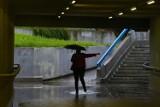 Alert pogodowy dla Zielonej Góry i okolic. Burze, ulewne deszcze, wiatr, grad. Czeka nas załamanie pogody