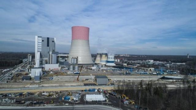 Pożar w elektrowni Jaworzno. Sytuację w Elektrowni Jaworzno szybko opanowano.