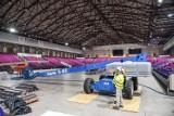 Hala COS Torwar przechodzi generalny remont. Będzie nowy dach i profesjonalne nagłośnienie
