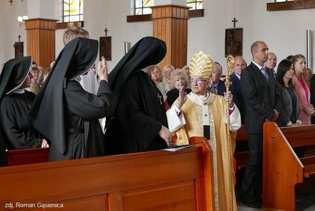 Gdańsk Brzeźno, 17.09.2017, Jubileusz 100-lecia Zgromadzenia Benedyktynek Misjonarek