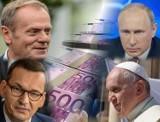 Tak zarabiają VIP-y [Morawiecki, Tusk, Putin, Gates, Orbán, papież Franciszek i inni] Oto stawki!