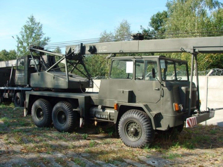 Inne rodzaje Kraków. Wyprzedaż starego wojskowego sprzętu. Sprawdź, co i za ile GS38