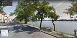 Międzychód w Google Street View. Zobacz, jak w ciągu kilku ostatnich lat zmieniło się miasto i kogo przyłapały kamery google