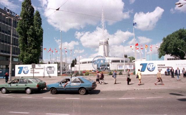 Poznań w 1998 roku