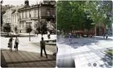 Zielona Góra. Al. Niepodległości sprzed 50. lat i dziś - ludzie, budynki, miejsca. Który deptak podoba Wam się bardziej?