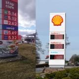 Ceny paliw poniżej 4 zł? Tak było dokładnie rok temu. A teraz? (ZDJĘCIA)