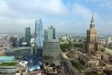 Warszawa z lotu ptaka. Zobacz niesamowite filmy i zdjęcia stolicy. Warszawa z lotu ptaka nocą zachwyca!