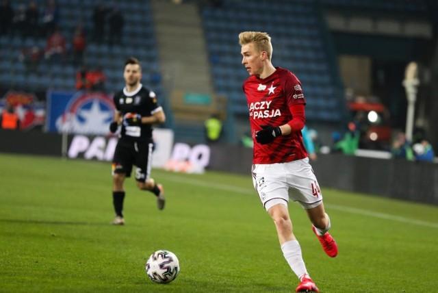 17-letni Aleksander Buksa to jeden z największych talentów nie tylko w Wiśle Kraków, ale w całej ekstraklasie