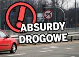 Największe absurdy drogowe w Polsce. Uważaj na idiotyzmy na drogach!