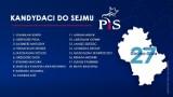 Kandydaci PiS do Sejmu i Senatu w woj. śląskim [LISTY, OKRĘGI]. Sprawdź kto kandyduje?
